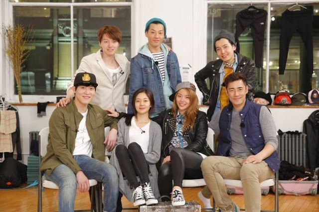 2014 Korean variety show Law of the City
