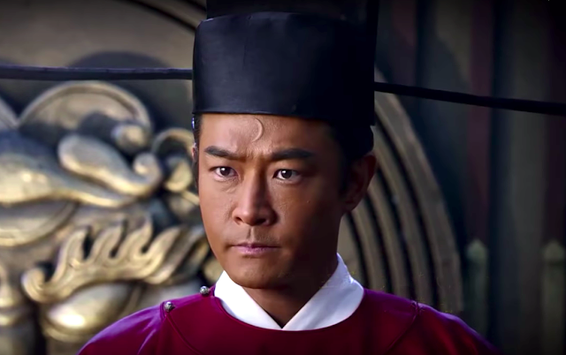 Victor Huang Legend of Kaifeng