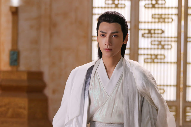 Ashes of Love Leo Luo Yunxi