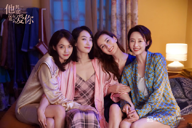 love by yourself Chinese female-centric dramas