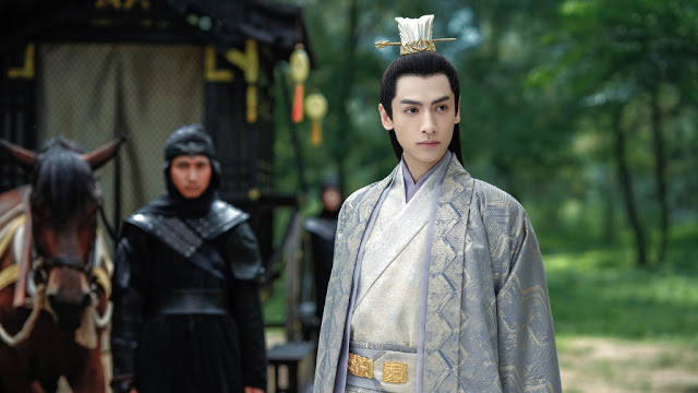 Princess Silver actor Luo Yunxi