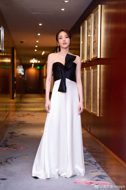 Maggie Huang Mengying InStyle Icon Awards 2018