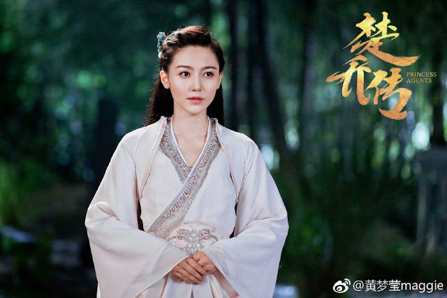 Maggie Huang in Princess Agents