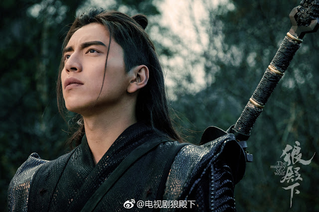 The Majesty of Wolf Darren Wang