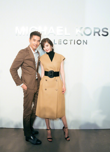Yang Mi Michael Kors Mark Chao