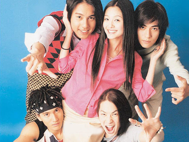 Meteor Garden 2001 Taiwanese drama old cast