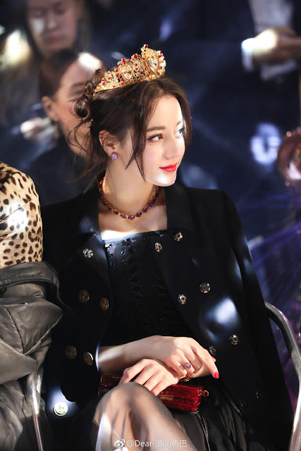 Dilraba Dilmurat Milan Fashion Week 2018