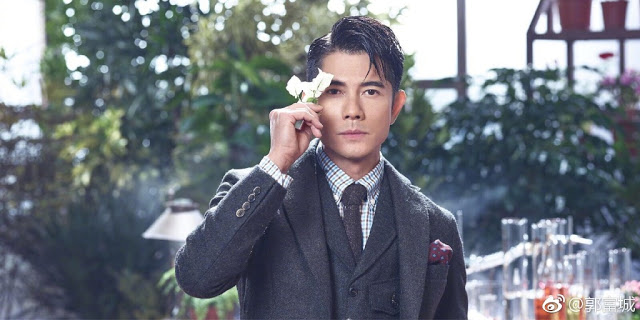 Aaron Kwok addresses Feng Shao Feng and Zhao Li Ying dating rumors