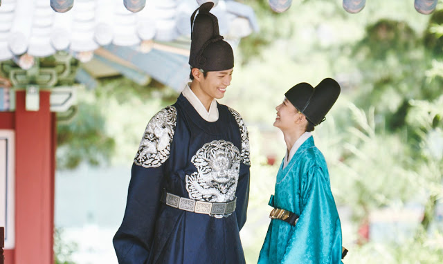 Moonlight Drawn By Clouds 2016 kdrama