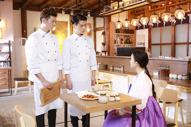 Chen Xiao and Ivy Chen Mr. Delicious Miss Match
