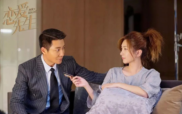 Mr. Right Drama Review Maggie Jiang Shuying