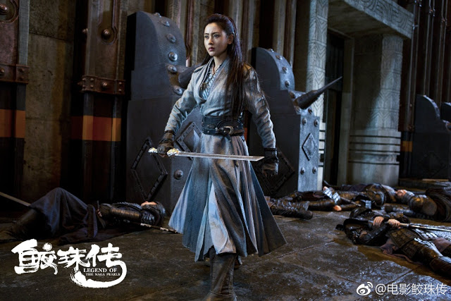 Legend of the Naga Pearls Crystal Zhang