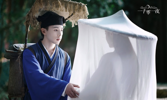 A Chinese Ghost Story Deng Lun Dilraba Dilmurat