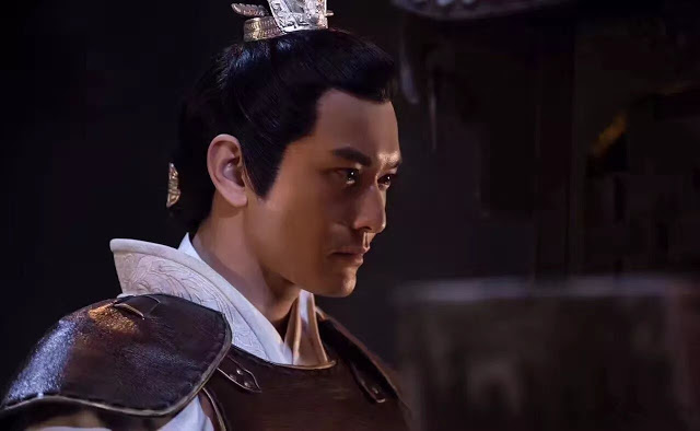 Nirvana in Fire 2 Huang Xiaoming