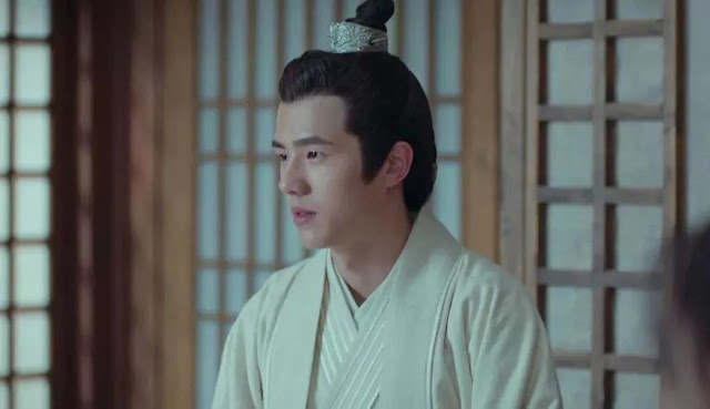 Nirvana in Fire 2 Liu Hao Ran