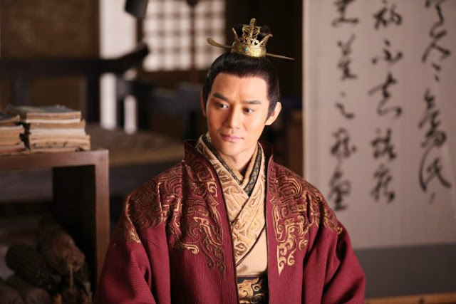 Nirvana in Fire Wang Kai in 2018