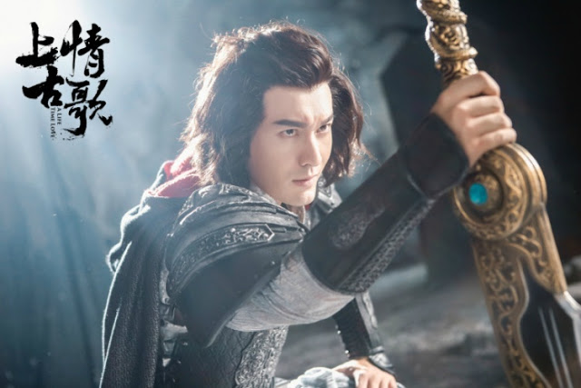 Huang Xiaoming A Life Time Love