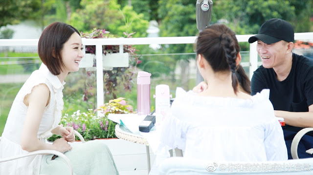 Our Glamorous Times Zhao Li Ying short hair