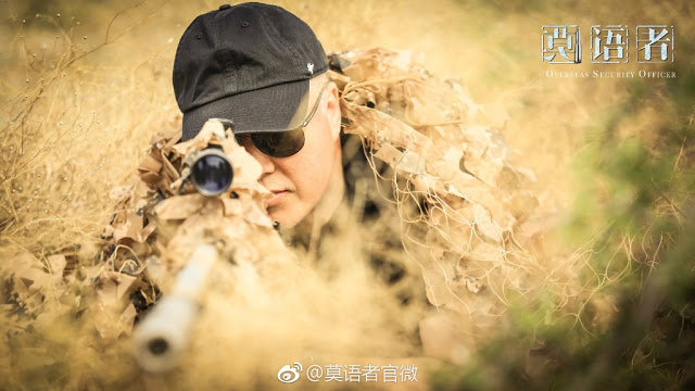 Overseas Security Officer c-drama
