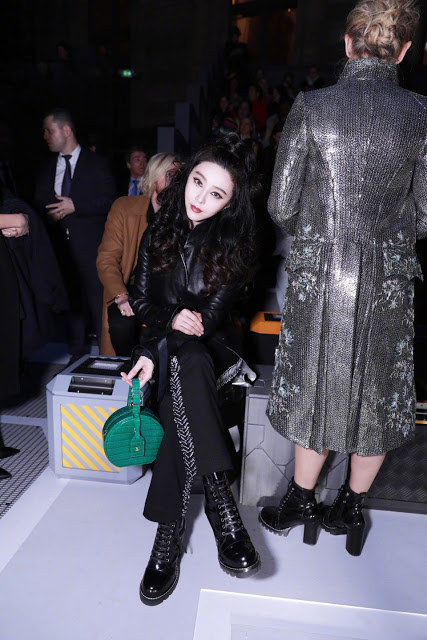 Fan Bing Bing Paris Fashion Week 2018