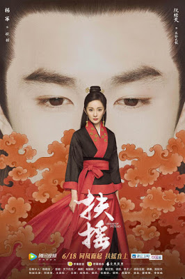 Legend of Fuyao Character posters