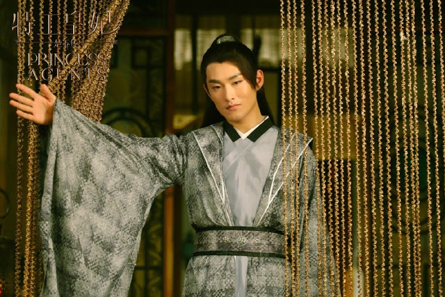 Princess Agents Alan Wang Yan Lin