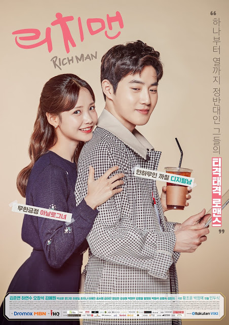 First Impressions Korean drama Rich Man, Poor Woman