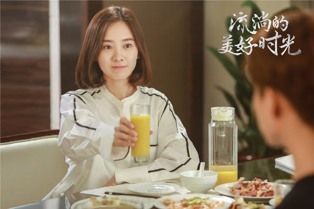 river flows to you cast Zhu Yan Man Zi