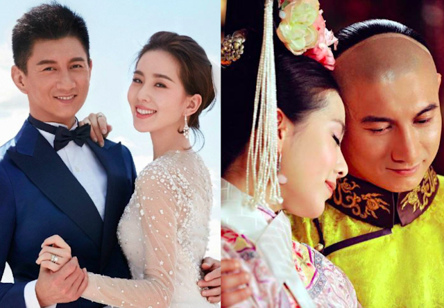 scarlet heart couple liu shishi nicky wu