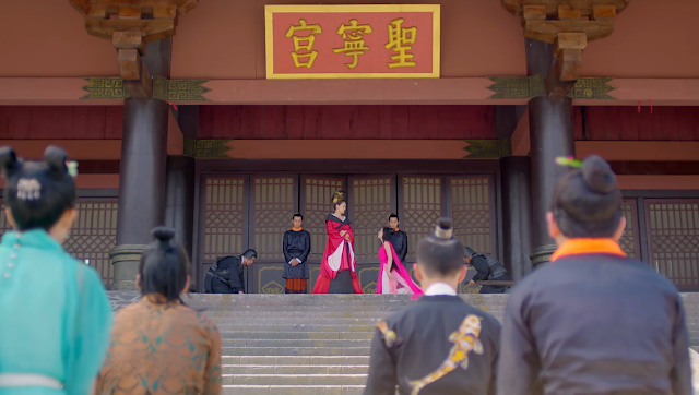 Scenes from Go Princess Go episode 2