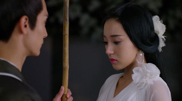 Yingyue and Qi Sheng love affair in Go Princess Go