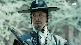 2016 historical k-drama The Royal Gambler aka Jackpot