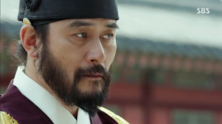 Choi Min Soo in 2016 historical k-drama The Royal Gambler aka Jackpot