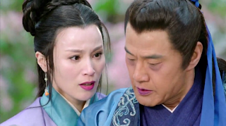 Yu Rong Guang in God of War Zhao Yun, a Chinese historical wuxia