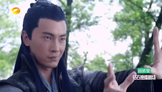 Joe Cheng in Chinese Paladin 5 episode 2