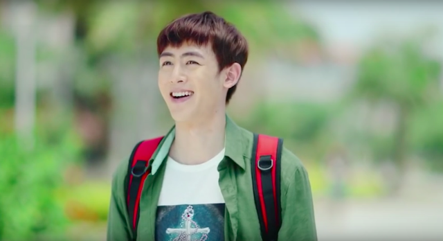 Nichkhun in c-drama One And A Half Summer