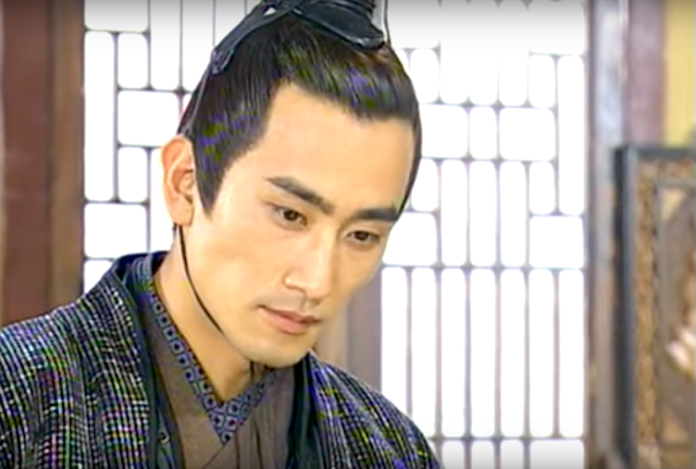 Cha In Pyo in The Four (2004)