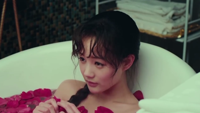 Li Yi Tong in Demon Girl