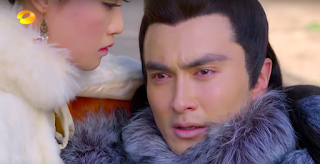 Gao Weiguang in 2016 c-drama Classic of Mountains and Seas