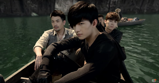 2015 popular Chinese dramas The Lost Tomb