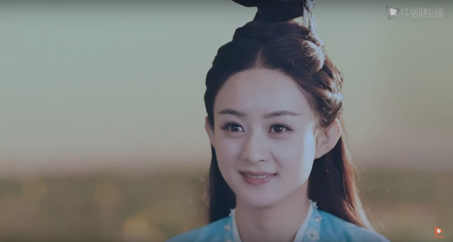 Zhao Li Ying Legend of Chusen Ep 55