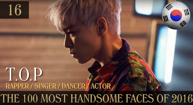 TOP  100 Handsome Faces