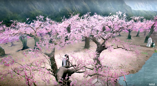 Three Lives Three Worlds Ten Miles of Peach Blossoms Finale