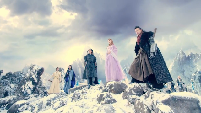 Episode 39 Ice Fantasy