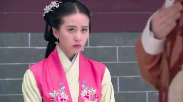 Liu Shi Shi in popular cdrama Imperial Doctress