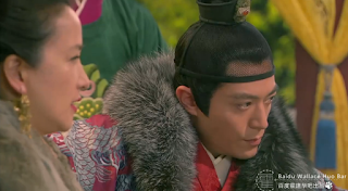 Wallace Huo in ep 12 of Imperial Doctress