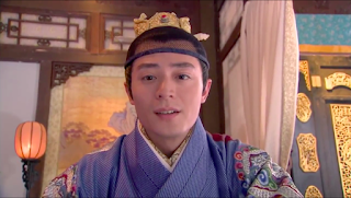 ep17 scene in Imperial Doctress, a Chinese palace drama
