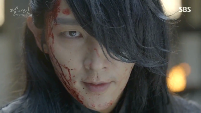 Lee Joon Ki in Moon Lovers Scarlet Heart Ryeo Episode 3