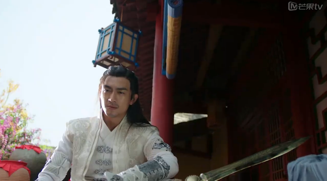 2016 c-drama historical wuxia God of War Zhao Yun
