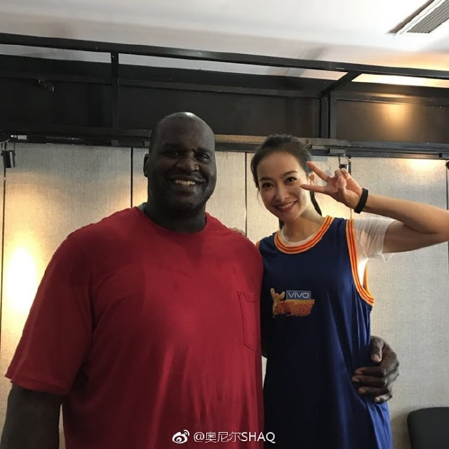 Victoria Song Shaquille O